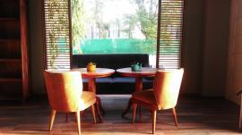 turquoise villa ambiance