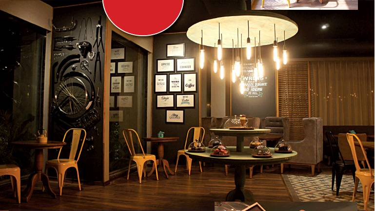A Parisian Bistro in the heart of Ahmedabad